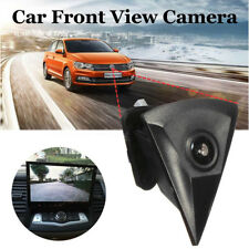 Car Front View Camera Lens Waterproof 170° Wide Degree Logo Embedded For VW