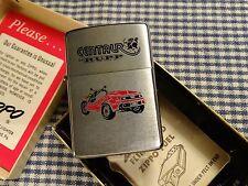 Vintage Zippo Centaur Rupp 3 Wheel Motorcycle Lighter 1974