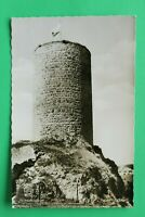 OPF 2) Bayern AK Hohenfels 1950-60er Burgruine Hungerturm Gebäude Architektur