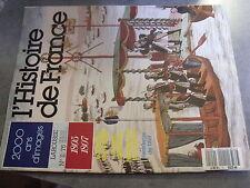 µ? Revue 2000 ans d'images Histoire France n°11 Trafalgar Tilsit Prusse Austerli