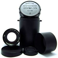 JUPITER-37A f3.5135mm - SERVICED - MADE in USSR-1978 year №781658