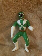 Vintage Power Rangers Green Ranger Lightspeed Rescue 2000 McD's toy