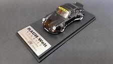 Model Collect RWB RAUH-Welt BEGRIFF Porsche 930 Ducktail 1/64 Black