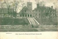 Anniston, ALABAMA - Church of St Michael & All Angels - Episcopal, Protestant