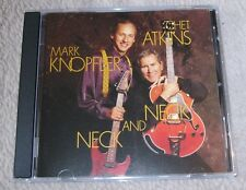 Mark Knopfler / Chet Atkins - Neck And Neck - Mint Cd Album