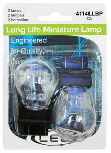 Daytime Running Light Bulb-SLE Rear CEC Industries 4114LLBP