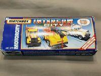 Matchbox Intercom City Motorcity Construction Set - Lkw / MC-570 unbespielt 1992