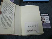 Coretta Scott King Autographed Book My Life with Martin Luther King JR JSA Cert