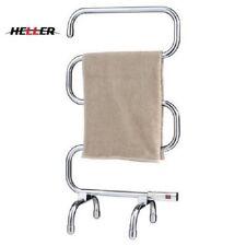 Heller 100w Freestanding Heated Towel Rail White HTR102W