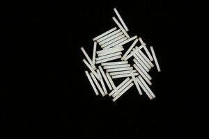 1x Betalight für Black Label Mini Swinger 2mm x 16mm Farbe: weiss  **NEU** Fox