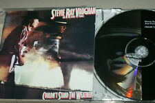 STEVIE RAY VAUGHAN  *  COULDN'T STAND THE WEATHER  * CD ALBUM  *  5 BONUS TRACKS
