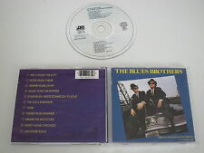 THE BLUES BROTHERS/ORIGINAL SOUNDTRACK RECORDING(ATLANTIC 7567-81471-2) CD ALBUM