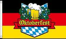 Oktoberfest Munich Bavaria Germany 5ft x3ft (150cm x 90cm) Flag