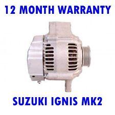 Suzuki Ignis MK2 Mk II 1.5 2003 2004 2005 2006 2007-2015 Rmfd Alternador