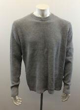 Men's XL Label Of Graded Goods H&M Gray Long Sleeve  Pullover Shirt