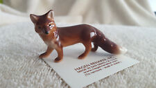 Hagen Renaker Fox Mama Figurine Miniature Gift Collect New Free Shipping 02020