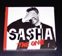 SASHA THE ONE CD SCHNELLER VERSAND NEU & OVP