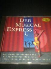 Der Musical-Express Die schönsten Melodien aus Das Phantom der Oper, Cats.. [CD]