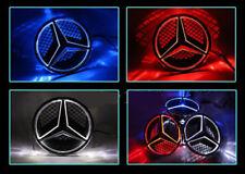 Front Grille Star Emblem Logo For Mercedes Benz 2006-2013 Illuminated LED Light