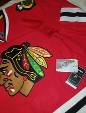 Authentic Chicago Blackhawks Jersey Mens men size 50 stitched nhl NEW center ice