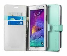 Spigen Wallet S - To Suit Samsung Galaxy Note 4 - Mint