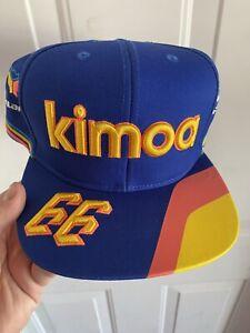 fernando alonso hat indycar indy 500 kimoa alpine mclaren