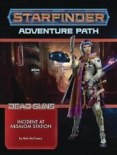 Starfinder Adventure Path : Incident at Absalom Station by Rob McCreary (2017, P