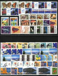 Makedonien Lot ab 1996-2002 **, Inhalt siehe Scan