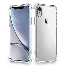 iPhone XR XS MAX XR 6 7 8 PLUS Clear Naked Soft Thin Wireless Charger Compatible