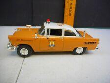 Ford Trademark 1956 Ford Boone County Fair Sheriff's Car