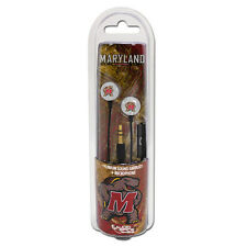 MARYLAND TERRAPINS IHIP HI-FI PREMIUM NOISE-ISOLATING EAR BUDS EARPHONES NEW