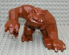 LEGO Rock Raiders - Rock Monster - Complete Assembly - Brown