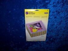 WILTON PEEPS AND BUNNY CUPCAKE TREAT BOXES 2 COUNT NEW!!!!!!!!!!!!!!!!!!!!!!!!!!