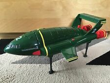 THUNDERBIRDS 2 SUPERSIZE TB2 - Carlton 1999 + TB4 Talking Sounds Winch