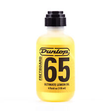 Dunlop Fretboard 65 Ultimate Lemon Oil Griffbrett Öl Fretboard Oil Zubehör