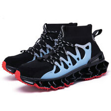 Men Fashion Sneaker Casual Socks Shoes Outdoor Cushioning Running Athletic Shoes