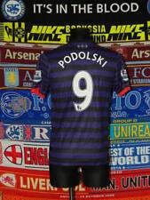 5/5 Arsenal adultes S 2012 #9 Podolski football shirt jersey trikot football