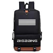 BIGBANG MADE G-DRAGON DAESUNG TAEYANG SEUNGRI BAG BACKPACK KPOP NEW NLB002