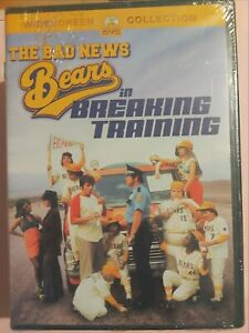 The Bad News Bears [ DVD ] BRAND NEW & SEALED, Free Next Day Post from NSW