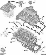 Peugeot 607 Cylinder Head Cover.