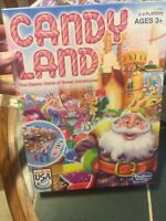 NEW/SEALED Hasbro Candy Land The Classic game of Sweet Adventures By Hasbro