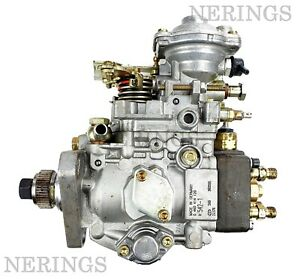 Fuel Injection Pump 0460414120 Fiat Ducato 2.5 TDI 85 kw NEW Bosch Without choke