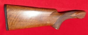 Used 12B Perazzi MX8 Sporting Stock Right Hand Cast Figured Wood Oil Finish GOC.