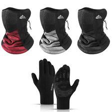 GOLOVEJoy Winter Warm mask Magic Scarf + Gloves Outdoor Sport Cycling  Headband