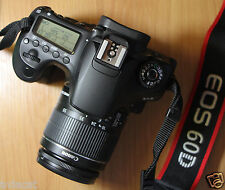 Canon EOS 60D 18Mp DSLR with 18-55mm IS II Lens, 7K Shоts, Mint, 100% OK Working