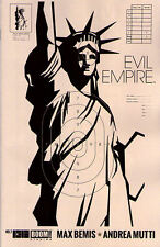 EVIL EMPIRE #7 - Mature Readers Only - New Bagged