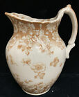 RN+203390+Vintage+Transferware+Pitcher+Numbered+On+The+Bottom+%28UU%29