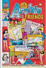ARCHIE & FRIENDS#1 VF 1991 ARCHIE COMICS