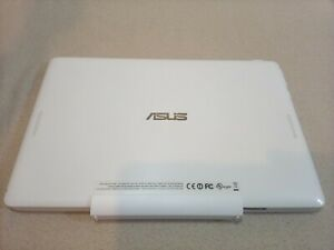 """ASUS T100TA 10.1"""" Transformer 2-in-1 Laptop Tablet Touch 64GB Windows 8.1 White"""
