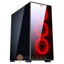 CASE ATX CTESPORTS MODELLO LINX PANNELLI E FRONTALE IN VETRO USB 3.0